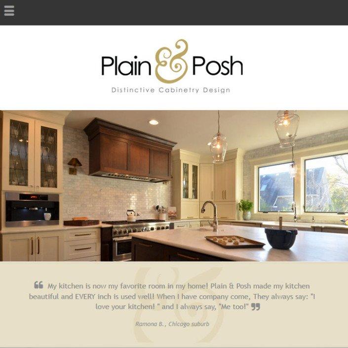 Plain & Posh