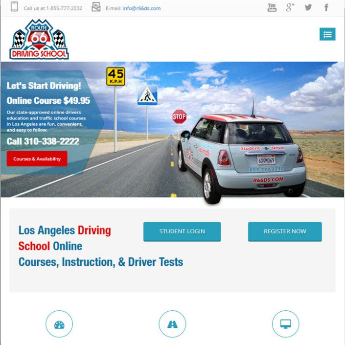 Route 66 Driving School