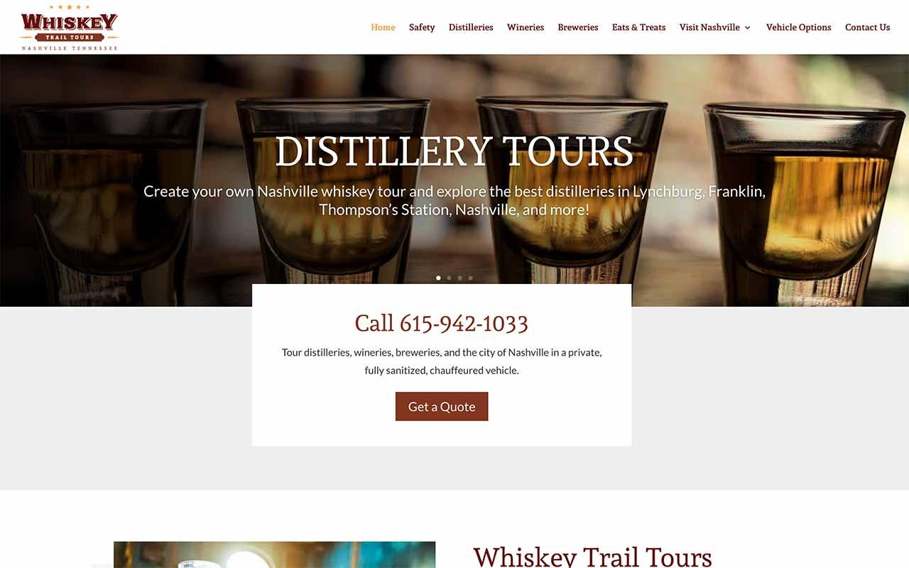 Whiskey Trail Tours